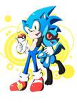 Sonic's Pokemon