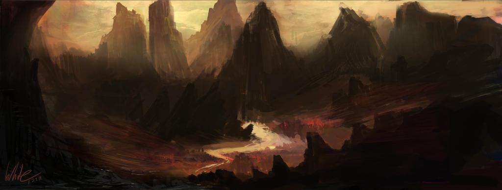 magical fantasy landscapes landscape - photo #35