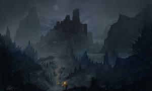 Fantasy Landscape V