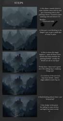 Fantasy Landscape V STEPS