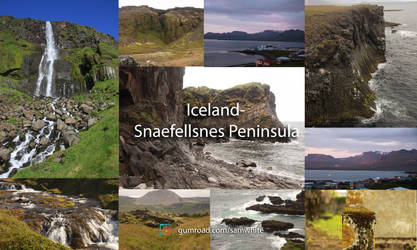 Iceland- Snaefellsnes Peninsula -Resource Pack