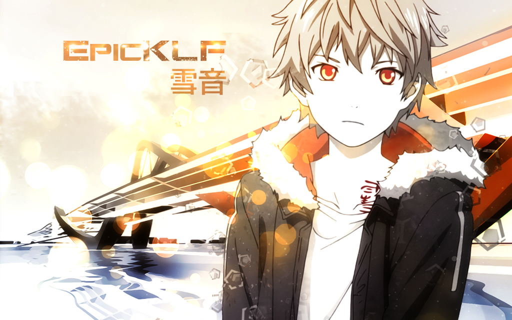 Yukine from Noragami Wallpaper by EpicKLFYukine Noragami Wallpaper