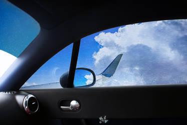 Aboard Audi Airways by EpicKLF