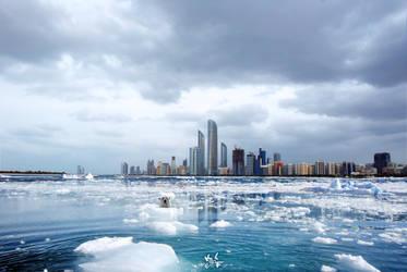 [Part 3] Winter in Abu Dhabi - The Arctic Corniche by EpicKLF