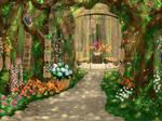 Hufflepuff Garden