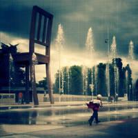 l'enfant et la chaise by 2jL