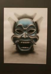 mask by b-r-a-i-n-i