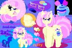 Vanilla Swirl Ref Sheet 5.0 by VanillaSwirl6