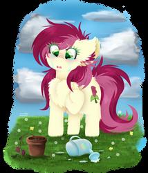 Ruined Spring by VanillaSwirl6