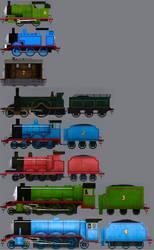 TTTE: Steam Team - Size Interpretations