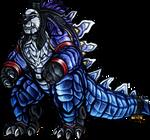 SM AU - Steam Monster: Gordon