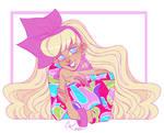 EmzFanart:Barbie by EmzRoze