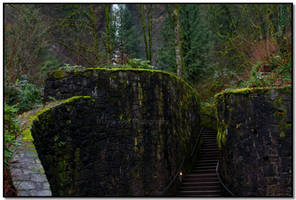 Ascent to Paradise by LoneWolfPhotography
