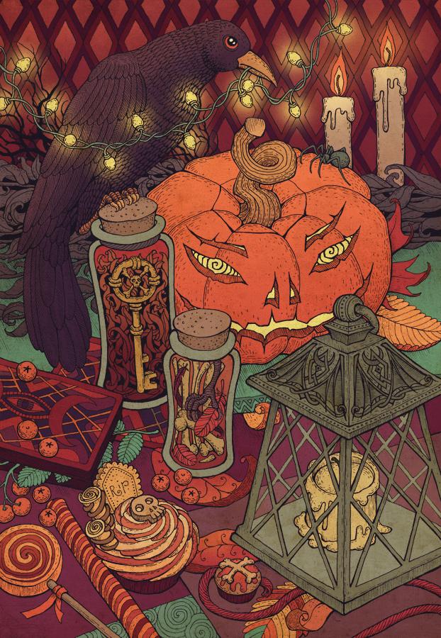 halloween by Z-u-g-z-w-a-n-g