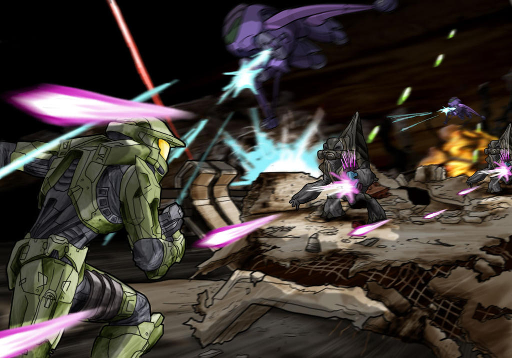 Master Chief. Period. by danomano65