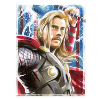 Copic Thor on a 228.