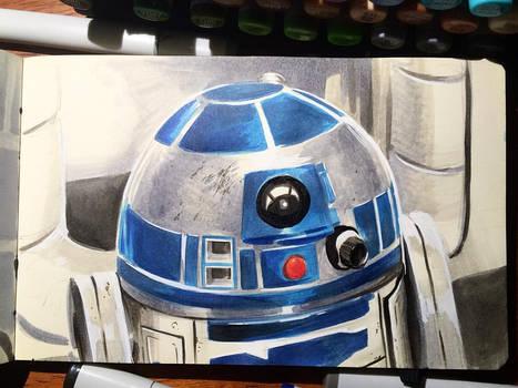 Daily Star Wars Sketch 10