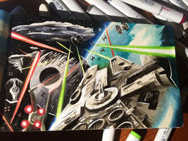 Star Wars Daily Sketch 13