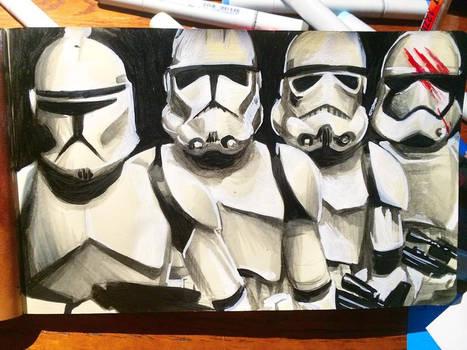 Star Wars Daily Sketch 15