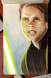 Star Wars Daily Sketch 17