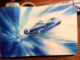 Star Wars Daily Sketch 19