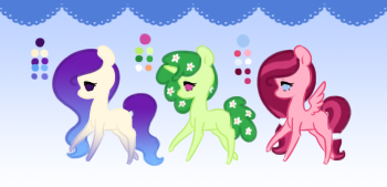 MLP Adopts Auction | CLOSED by AmyLovesPenguins