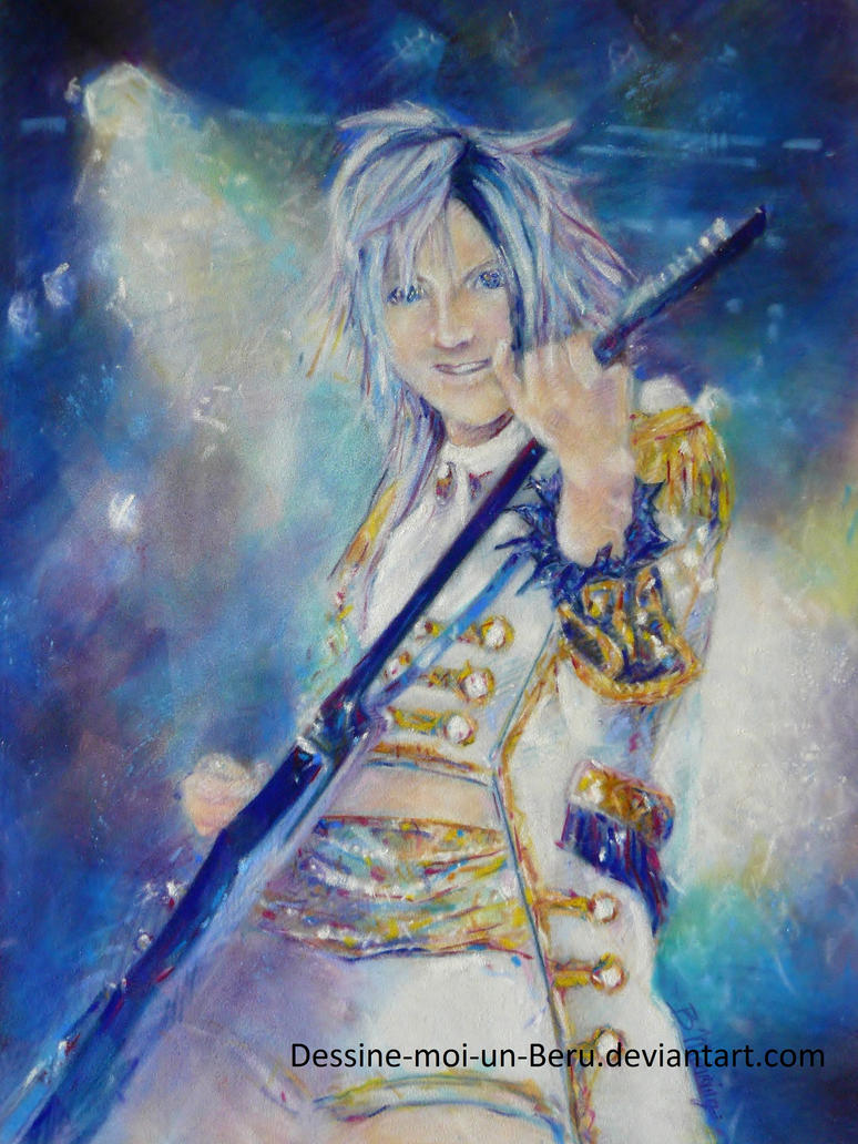 A Noble in Chaos  (Teru from Versailles) by Dessine-moi-un-Beru