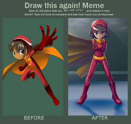 Word Girl Remake by SilentCartoonist