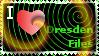 I Heart Dresden Files by LastDarkSeraphim