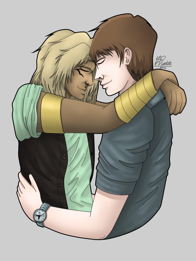Hold me. by diedott