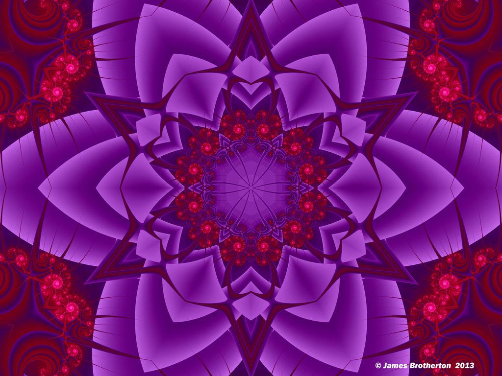 Gem Flower by jim88bro