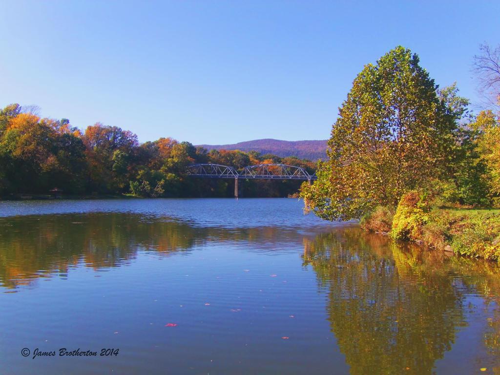 Bridge Over The Shenandoah by jim88bro