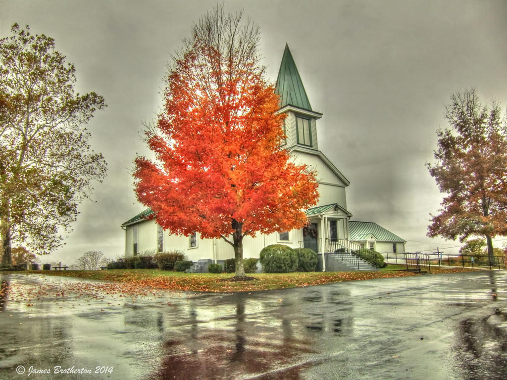 Amissville United Methodist Church by jim88bro