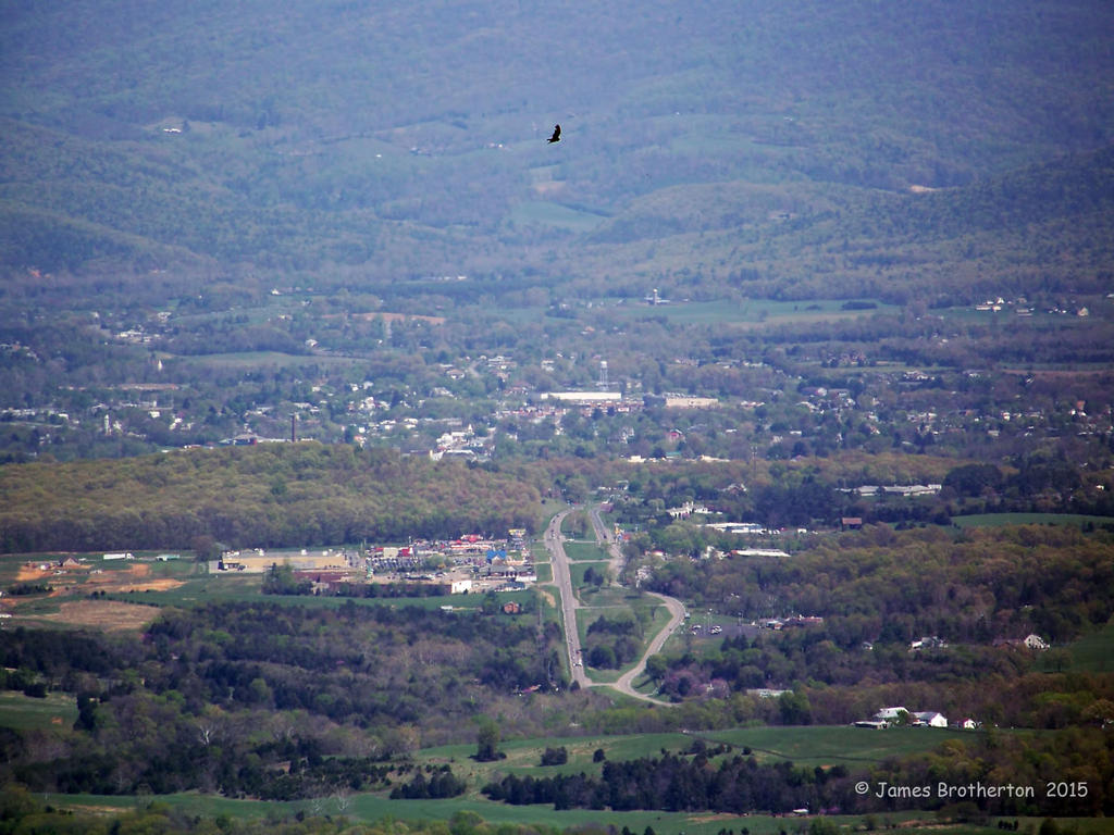 Shenandoah Valley Fly-by by jim88bro
