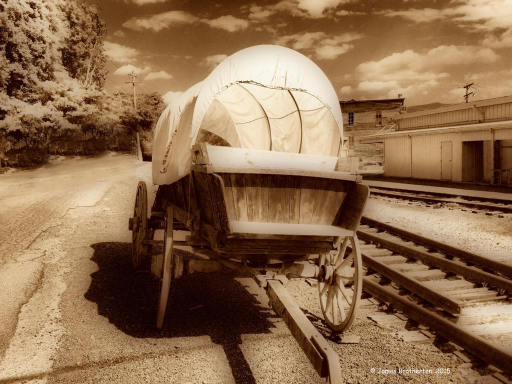 Conastoga Wagon by jim88bro