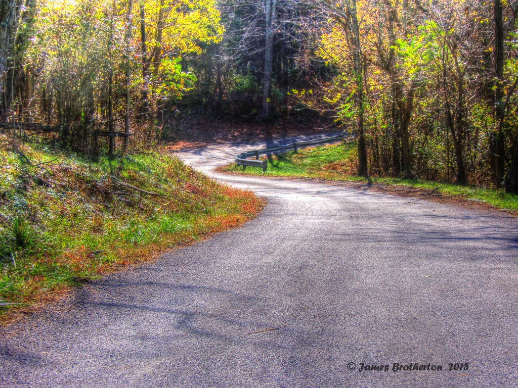 Curves In The Road by jim88bro