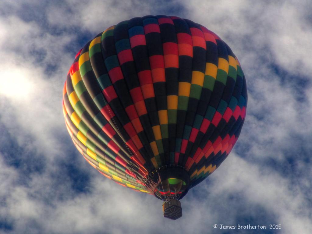 Hot Air Balloon by jim88bro