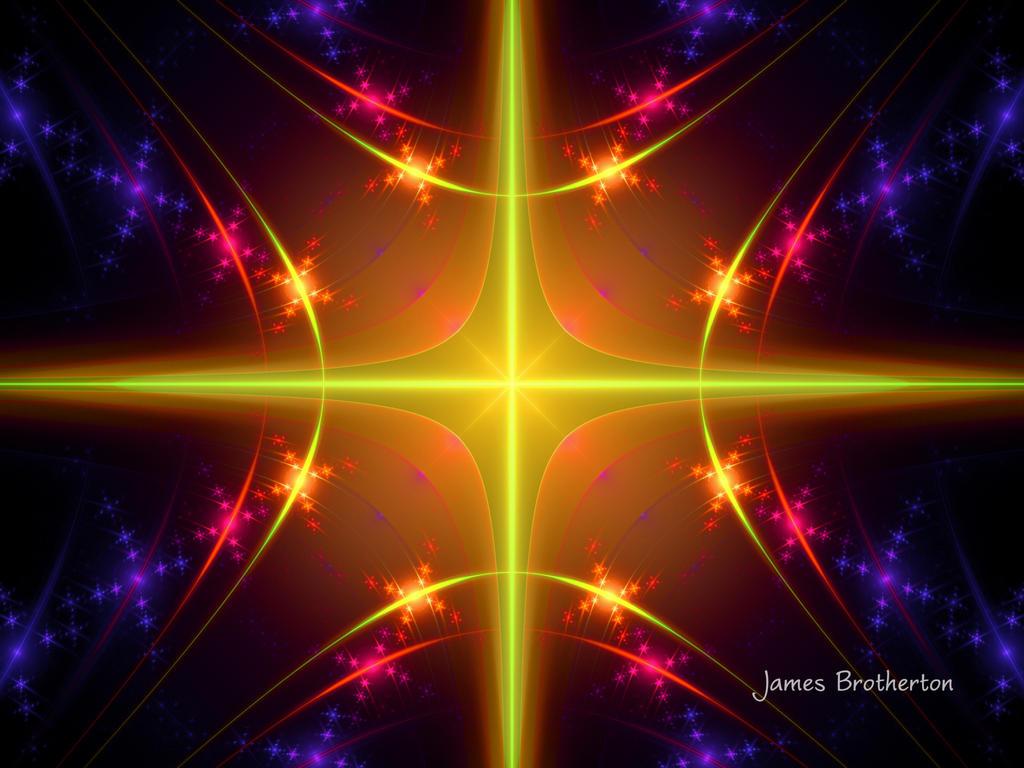 Golden Cross by jim88bro