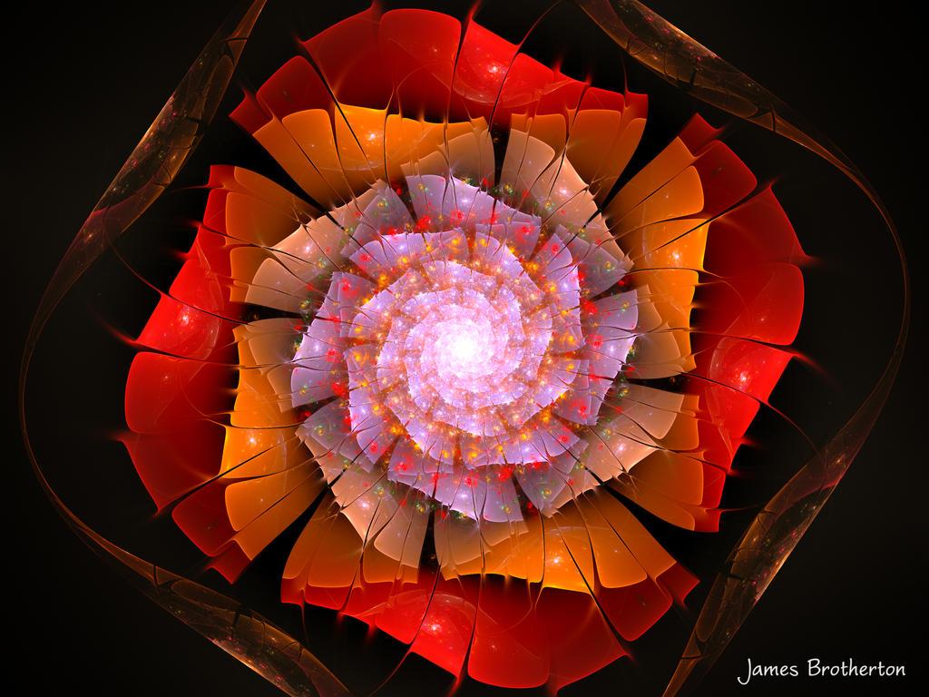 Magic Flower by jim88bro