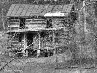 Abandoned Cabin by jim88bro