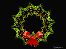 Wreath For Christmas by jim88bro