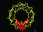 Wreath For Christmas