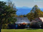 Pilot Mountain From The Blue Ridge by jim88bro