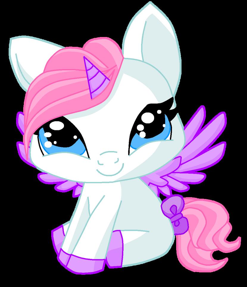 CM: Uni-Pegasus Pixie Pet by loveonelost