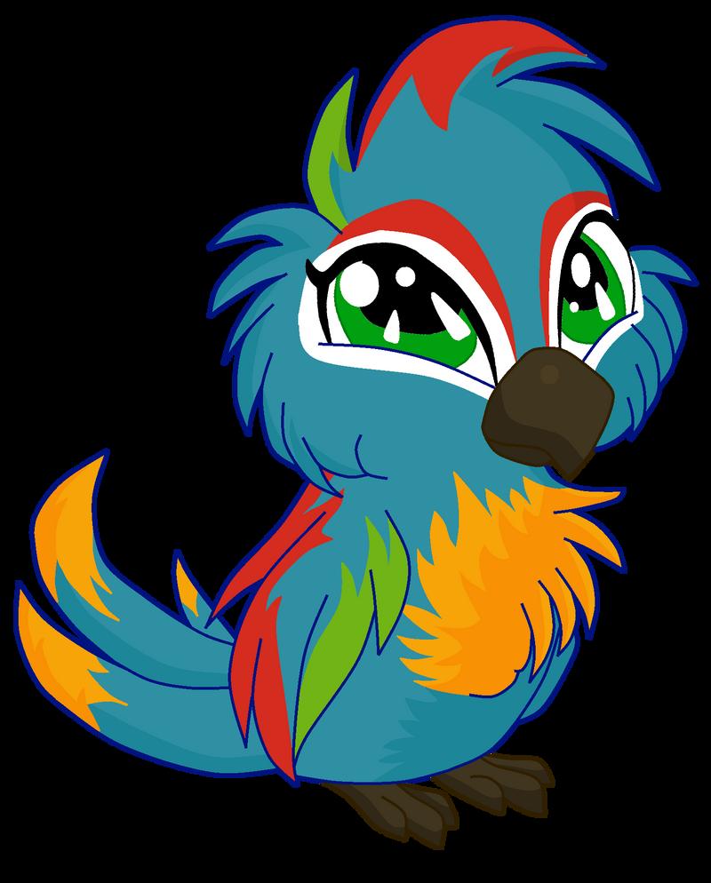 CM: Calypso, Avery's Pixie Pet by loveonelost