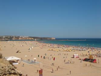 Rocha Beach- Algarve- Portugal by petrasoul
