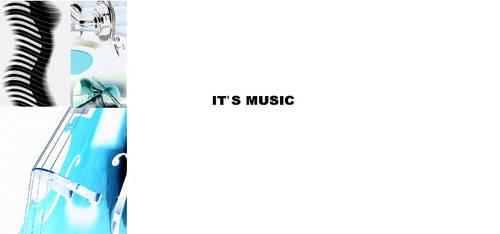 It's Music by petrasoul