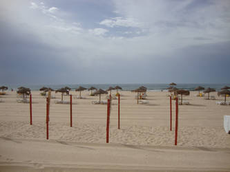 Manta Rota Beach - Algarve by petrasoul