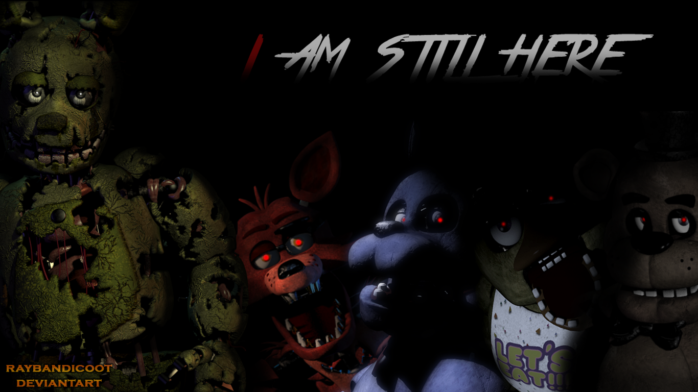 Top Fnaf Wallpaper Pack By Wallpapers