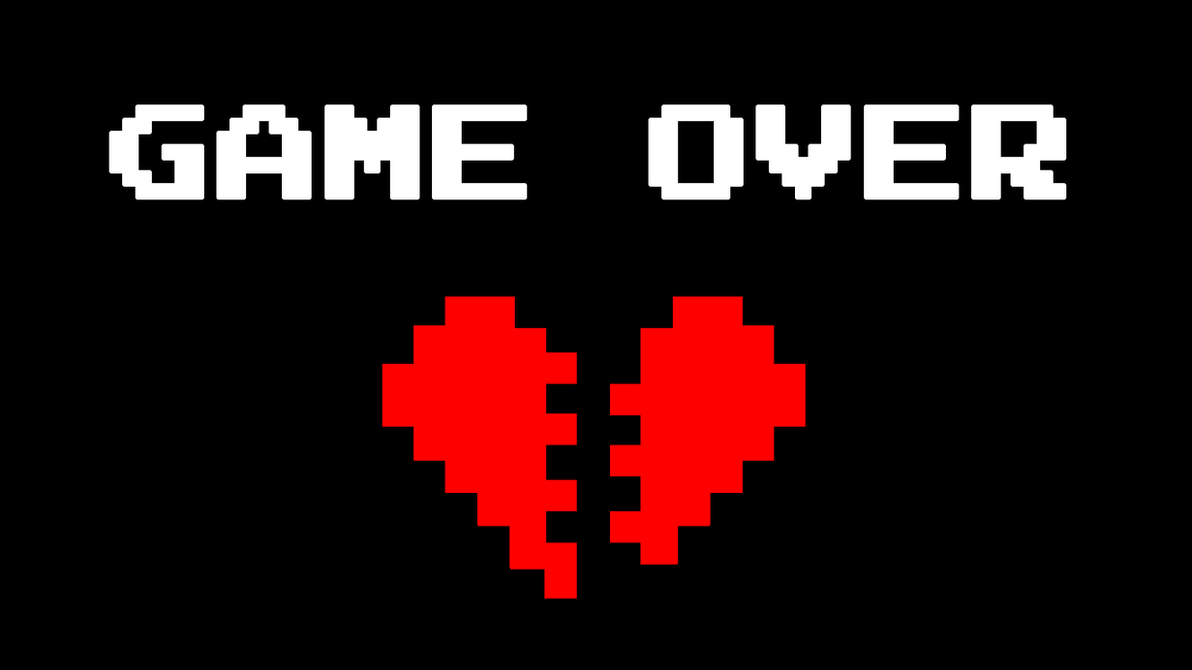 GAME OVER By RayBandicoot